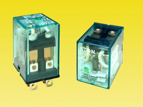 2 CONTACT RATING 10A POWER RELAY